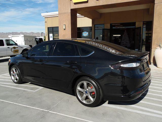 2014 Ford Fusion SE Bullhead City, Arizona 4