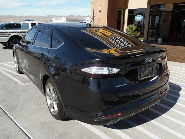 2014 Ford Fusion SE Bullhead City, Arizona 5