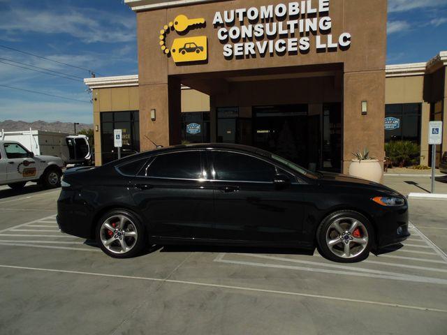2014 Ford Fusion SE Bullhead City, Arizona 8