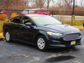 2014 Ford Fusion S | Champaign, Illinois | The Auto Mall of Champaign in  Illinois
