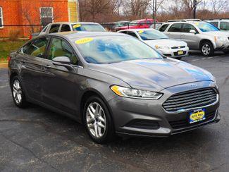 2014 Ford Fusion SE | Champaign, Illinois | The Auto Mall of Champaign in  Illinois
