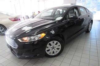 2014 Ford Fusion S Chicago, Illinois 2