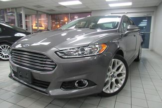 2014 Ford Fusion Titanium W/NAVIGATION SYSTEM/ BACK UP CAM Chicago, Illinois