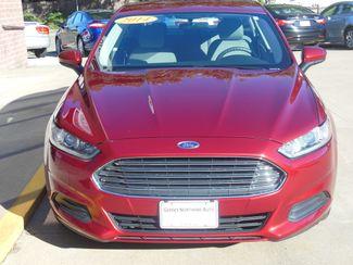 2014 Ford Fusion S Clinton, Iowa 18