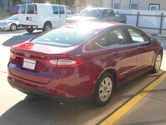 2014 Ford Fusion S Clinton, Iowa 2