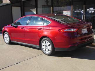 2014 Ford Fusion S Clinton, Iowa 3