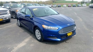 2014 Ford Fusion in Derby, Vermont
