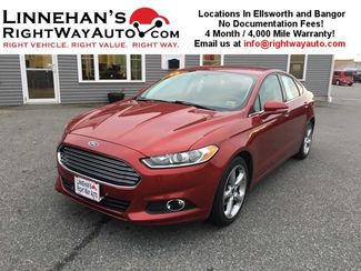 2014 Ford Fusion in Bangor, ME