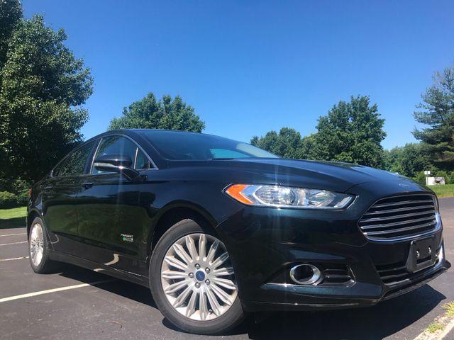 2014 Ford Fusion Energi Titanium Leesburg, Virginia 4