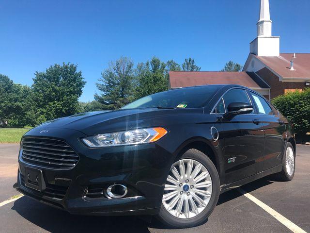 2014 Ford Fusion Energi Titanium Leesburg, Virginia 5