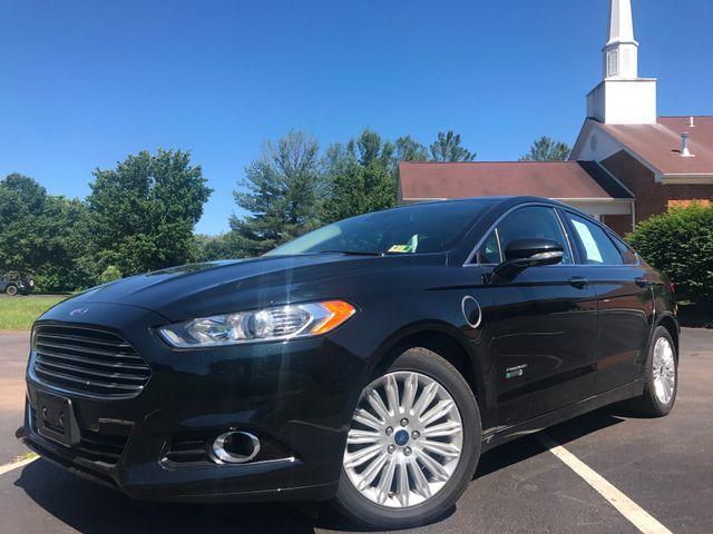 2014 Ford Fusion Energi Titanium Leesburg, Virginia 1