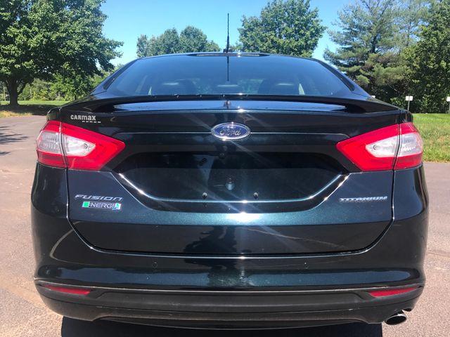 2014 Ford Fusion Energi Titanium Leesburg, Virginia 9