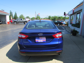 2014 Ford Fusion S Fremont, Ohio 1