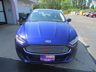 2014 Ford Fusion S Fremont, Ohio 3