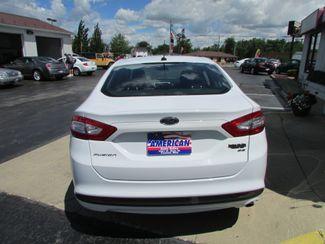2014 Ford Fusion SE Fremont, Ohio 1