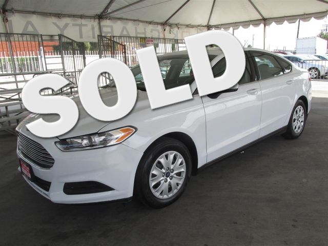 2014 Ford Fusion S This particular vehicle has a SALVAGE title Please call or email to check avai