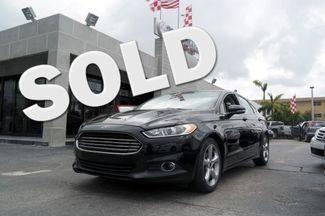 2014 Ford Fusion SE Hialeah, Florida