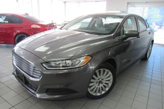 2014 Ford Fusion Hybrid S Chicago, Illinois 3