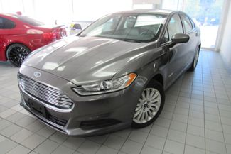 2014 Ford Fusion Hybrid S Chicago, Illinois 4
