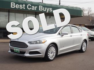 2014 Ford Fusion Hybrid SE Englewood, CO