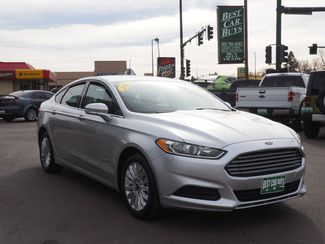 2014 Ford Fusion Hybrid SE Englewood, CO 2
