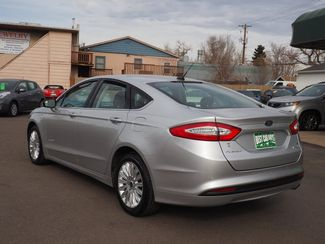 2014 Ford Fusion Hybrid SE Englewood, CO 7