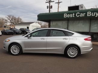 2014 Ford Fusion Hybrid SE Englewood, CO 8