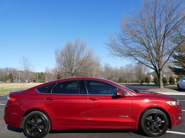 2014 Ford Fusion Hybrid SE Leesburg, Virginia 4