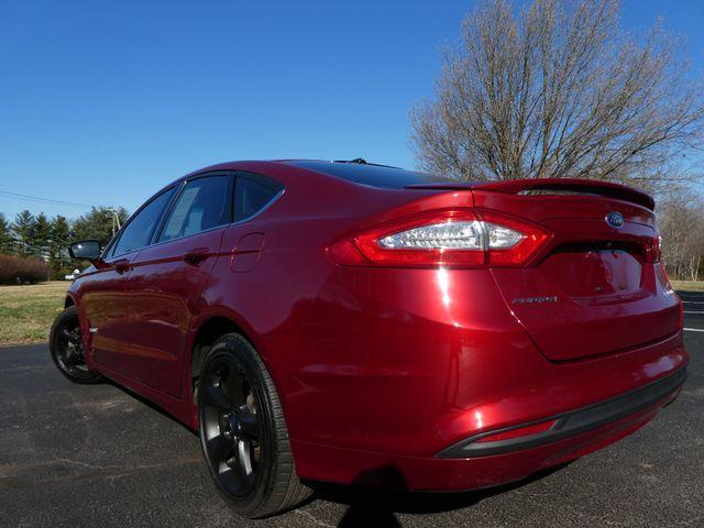 2014 Ford Fusion Hybrid SE Leesburg, Virginia 3