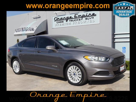 2014 Ford Fusion Hybrid SE in Orange, CA