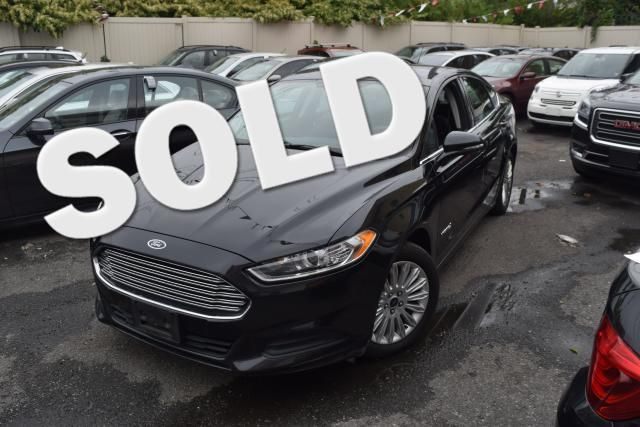 2014 Ford Fusion Hybrid SE Richmond Hill, New York 0