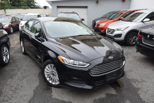 2014 Ford Fusion Hybrid SE Richmond Hill, New York 1