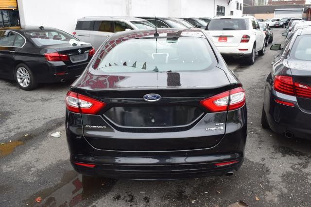 2014 Ford Fusion Hybrid SE Richmond Hill, New York 3