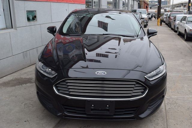 2014 Ford Fusion Hybrid SE Richmond Hill, New York 1