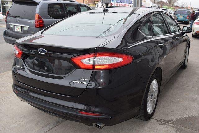 2014 Ford Fusion Hybrid SE Richmond Hill, New York 3