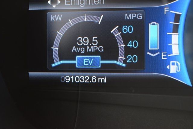 2014 Ford Fusion Hybrid SE Richmond Hill, New York 34