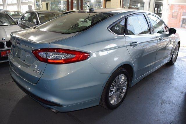 2014 Ford Fusion Hybrid SE Richmond Hill, New York 5