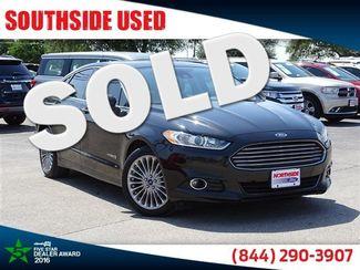 2014 Ford Fusion Hybrid Titanium | San Antonio, TX | Southside Used in San Antonio TX