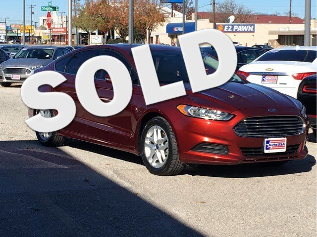 2014 Ford Fusion SE | Irving, Texas | Auto USA in Irving Texas