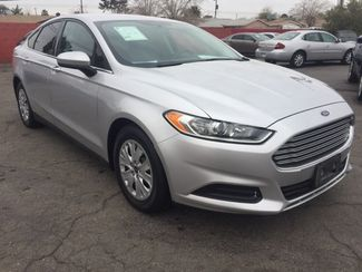 2014 Ford Fusion S AUTOWORLD (702) 452-8488 Las Vegas, Nevada 1