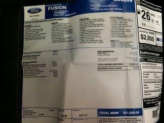2014 Ford Fusion SE LUXURY 2.0 ECOBOOST Layton, Utah 21
