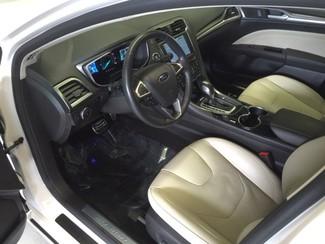 2014 Ford Fusion Titanium AWD ECOBOOST Layton, Utah 12