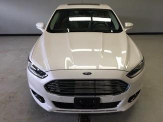 2014 Ford Fusion Titanium AWD ECOBOOST Layton, Utah 2