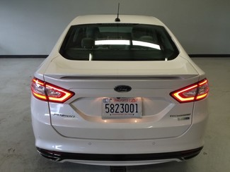 2014 Ford Fusion Titanium AWD ECOBOOST Layton, Utah 29