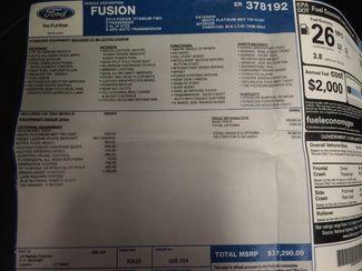 2014 Ford Fusion Titanium 2.0 ECOBOOST Layton, Utah 38