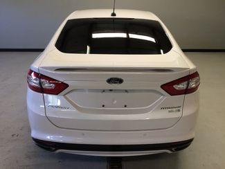 2014 Ford Fusion Titanium 2.0 ECOBOOST Layton, Utah 4