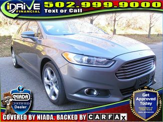2014 Ford Fusion SE | Louisville, Kentucky | iDrive Financial in Lousiville Kentucky