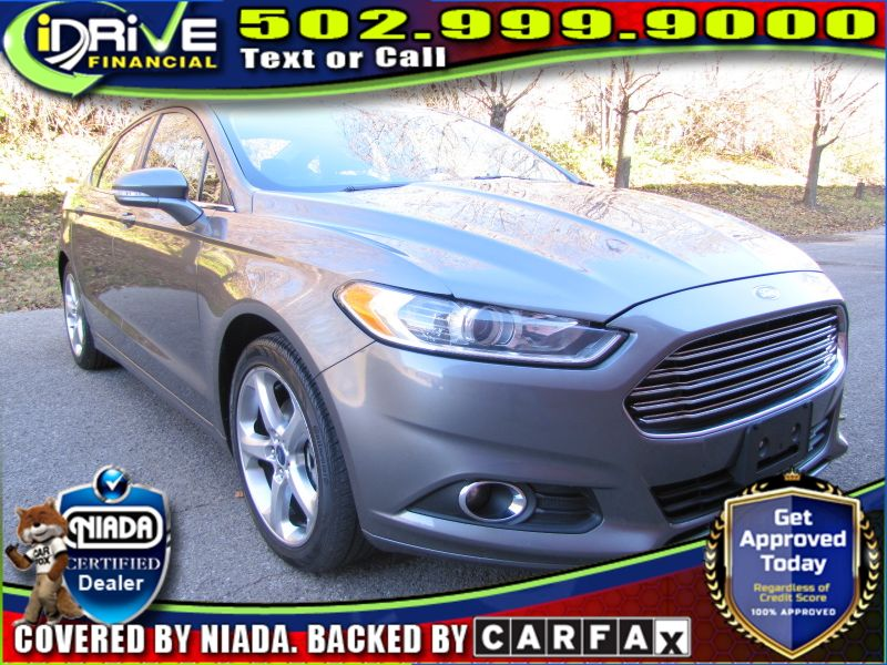 2014 Ford Fusion SE | Louisville, Kentucky | iDrive Financial in Louisville Kentucky