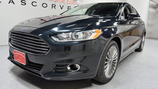 2014 Ford Fusion in Lubbock Texas
