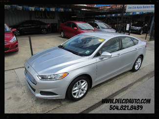 2014 Ford Fusion SE, Low Miles! Gas Saver! Clean CarFax! New Orleans, Louisiana